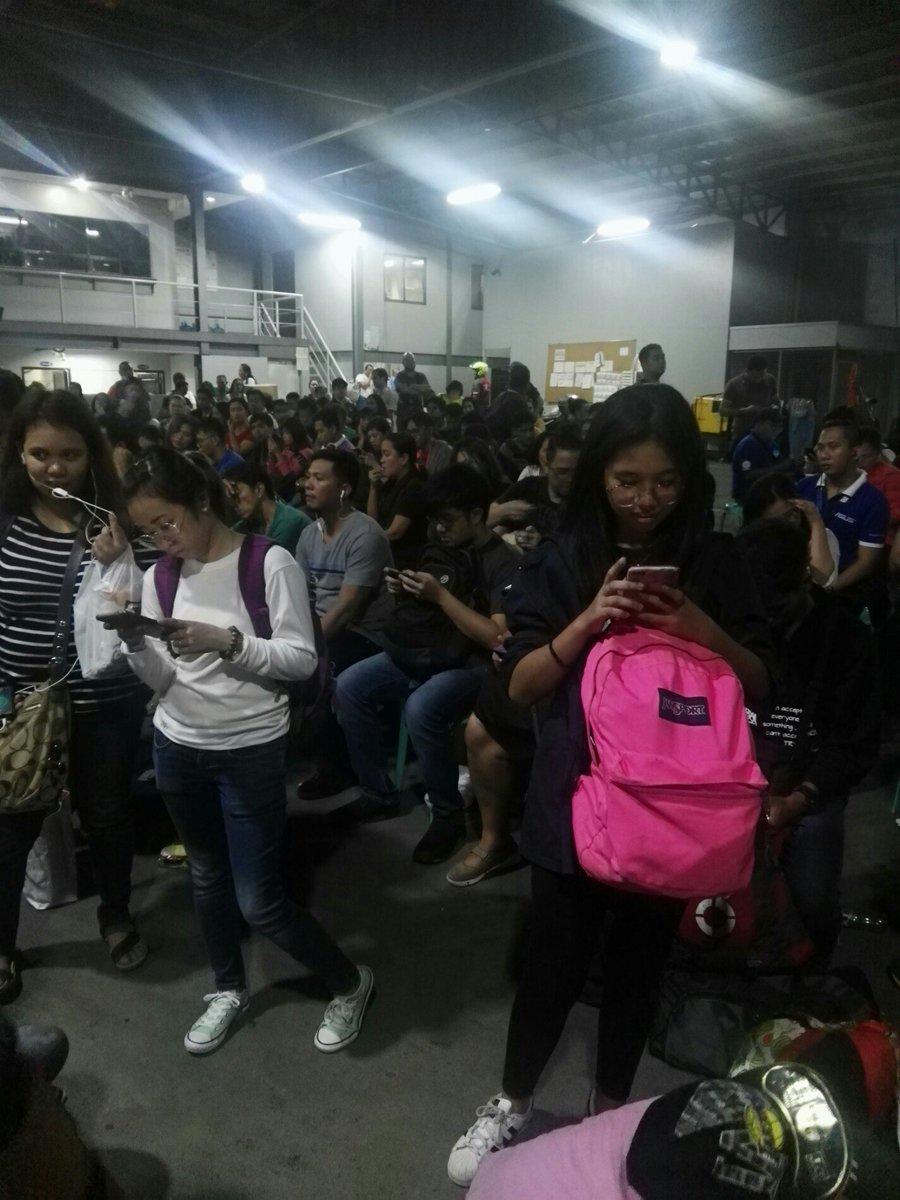 jam pack (@ JAC Liner (Kamias Terminal) in Quezon City, Metro Manila) https://t.co/lluhQp6SY1 https://t.co/r3DemTtDzG