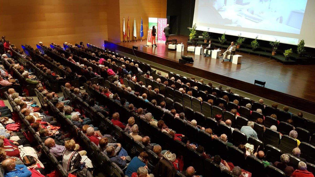 test Twitter Media - ¡Hoy estamos en #Maduralia2018! Lleno total escuchando los consejos de #alimentación que los profesionales están dando. 🙌 @Maduralia https://t.co/Sv1FKGXKLu