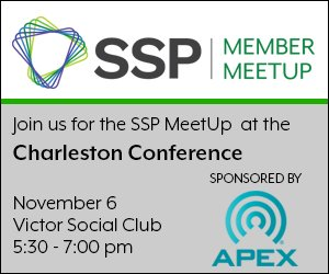 test Twitter Media - Join us during happy hour for the SSP MeetUp at the Charleston Conference on Nov 6, at the Victor Social Club. Sponsored by @Apex_Content  RSVP: https://t.co/qrAfsAza4k https://t.co/oVE85PbpFc