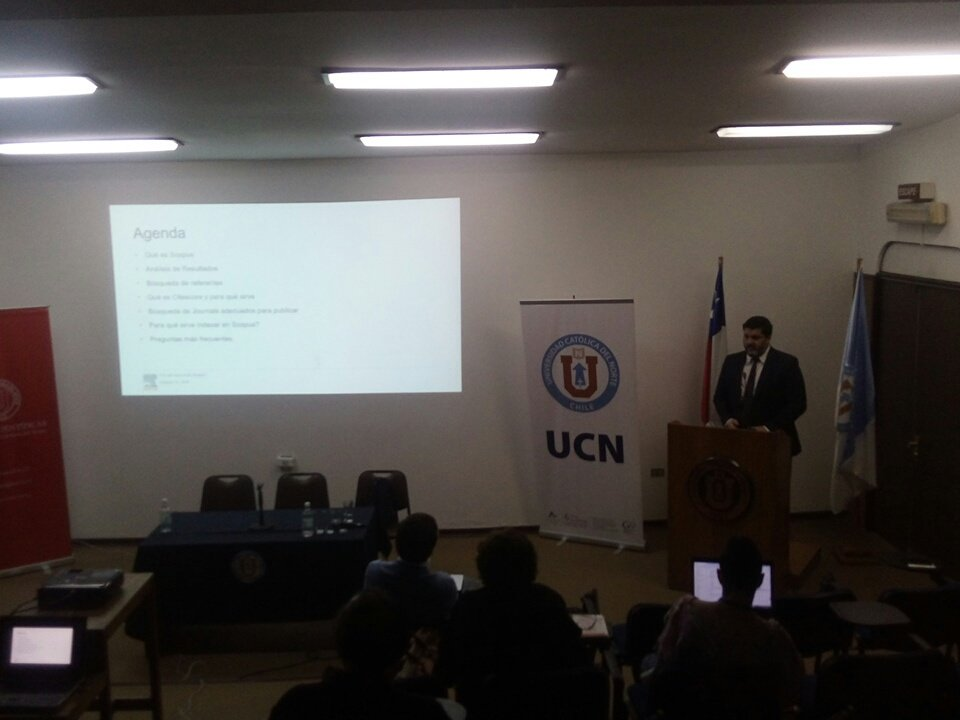 #seminariorevistascientificasUCN @Scopus @Elsevier_Es #indexar Gabriel Maruca https://t.co/yheiuINf6B