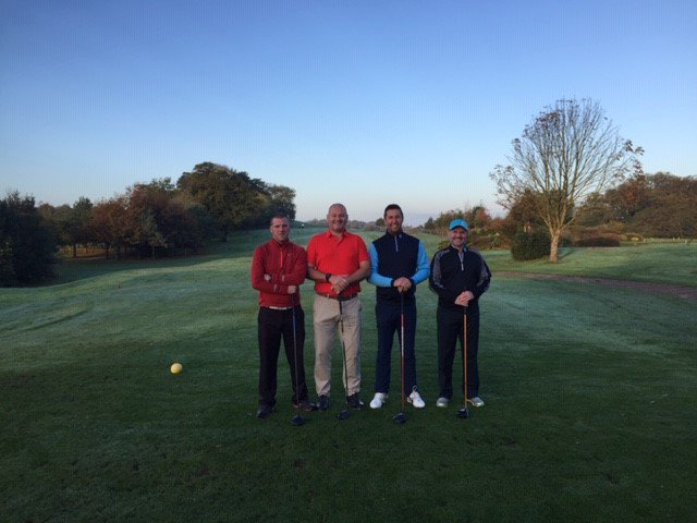test Twitter Media - Friday 19th October - Perfect day for Golfing🏌️♂️  We Welcomed the South Wales Police & Fire Service to Cottrell Park today.   They are lucky enough to play both our Mackintosh and Button courses on this Sunny day ☀️  @SWFireandRescue @swpolice https://t.co/Gl3W5Jir1x