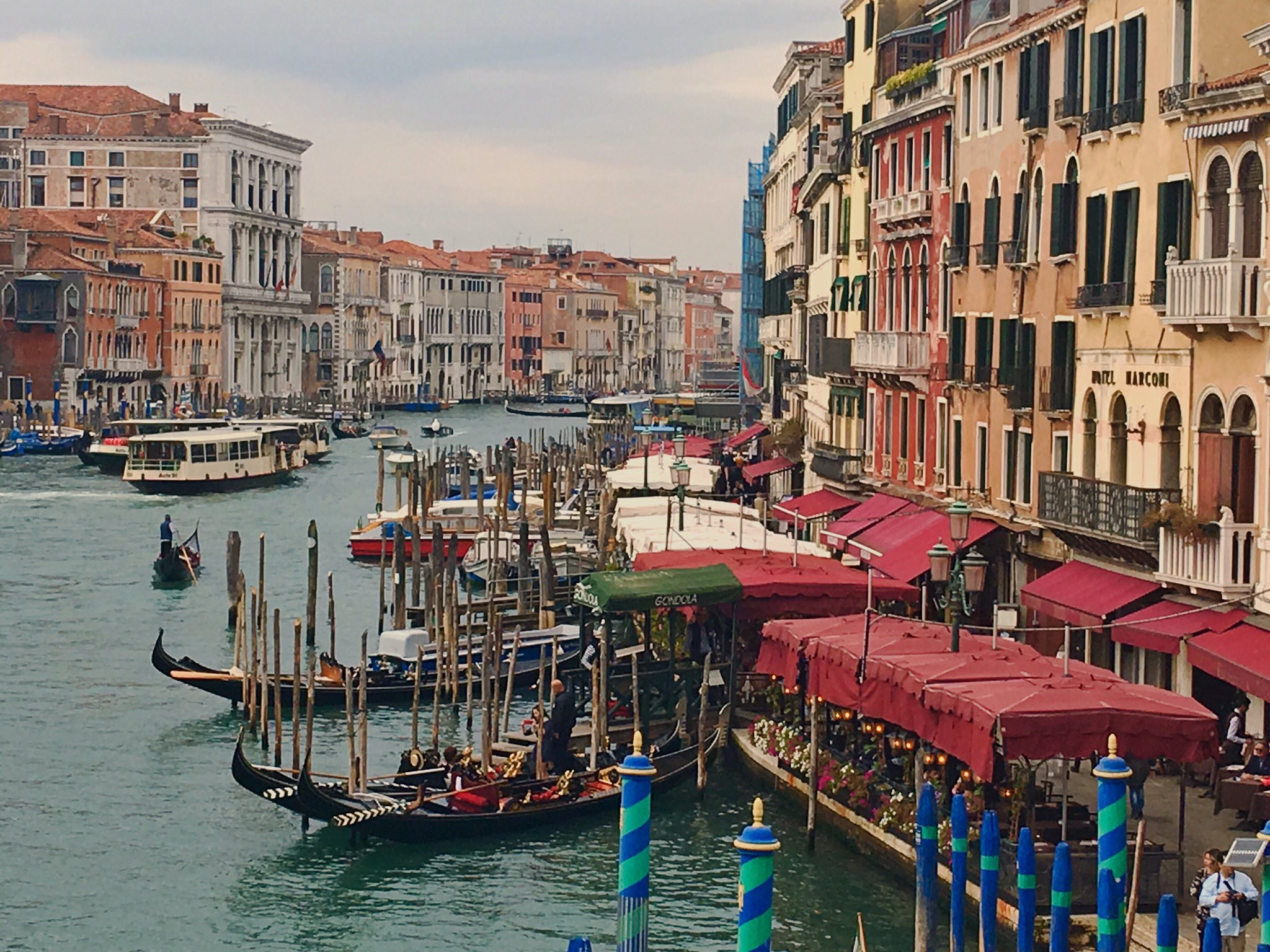 Odyssey Italy 2018, The Grand Canal of Venice. https://t.co/mBZuw6jJ4q