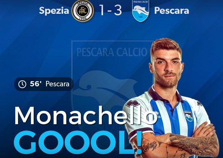 #SpeziaPescara