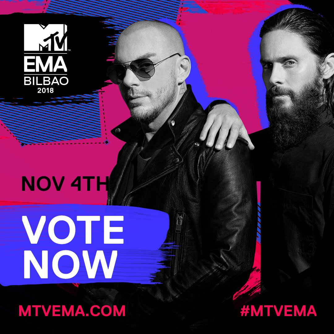 VOTE MARS! #MTVEMAs  https://t.co/U32EGk8b4O https://t.co/E4bfCRIJko