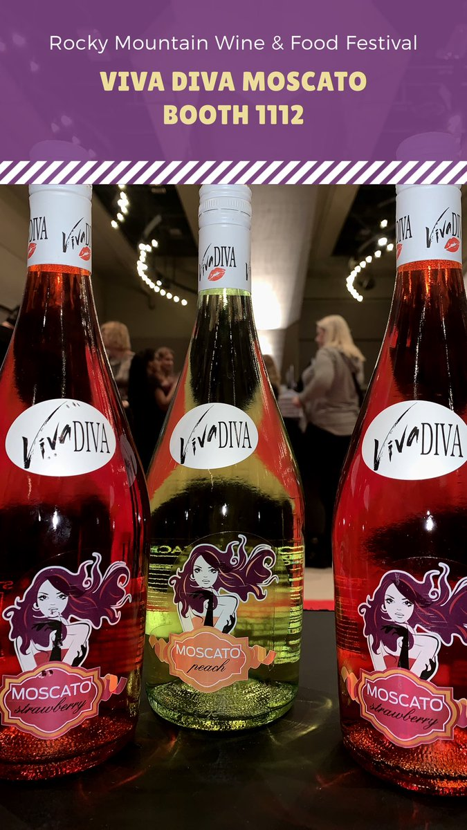 Here in Edmonton serving up @VivaDivaWines come by and try at #rockymountainwineandfoodfest https://t.co/sv7iCHTiYc