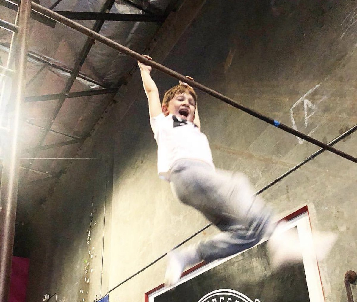 """to my boy...all that energy, so vital"" #ablaze ????????????????????????????#ever #iloveyousomuch #freerunning #parkour #sostrong https://t.co/et92Mtpg1F"