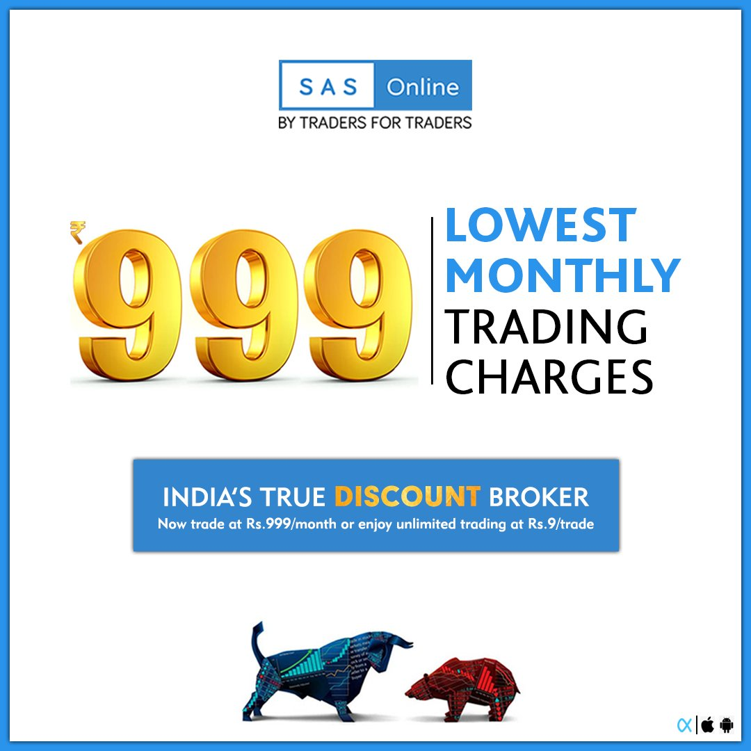 test Twitter Media - #UnlimitedTradeFor999 | ONLY ✅ We Offer A Unique Trading Experience For Traders By Letting Them TRADE #Unlimited At Rs.999/Month | Call On 011- 4040 99 00 To Open Your Account   #DiscountBroker #BSE #NSE #Stocks #Trader #Brokerage #ShareMarket #StockMarket #Trading #MCX https://t.co/enaOUoXadk