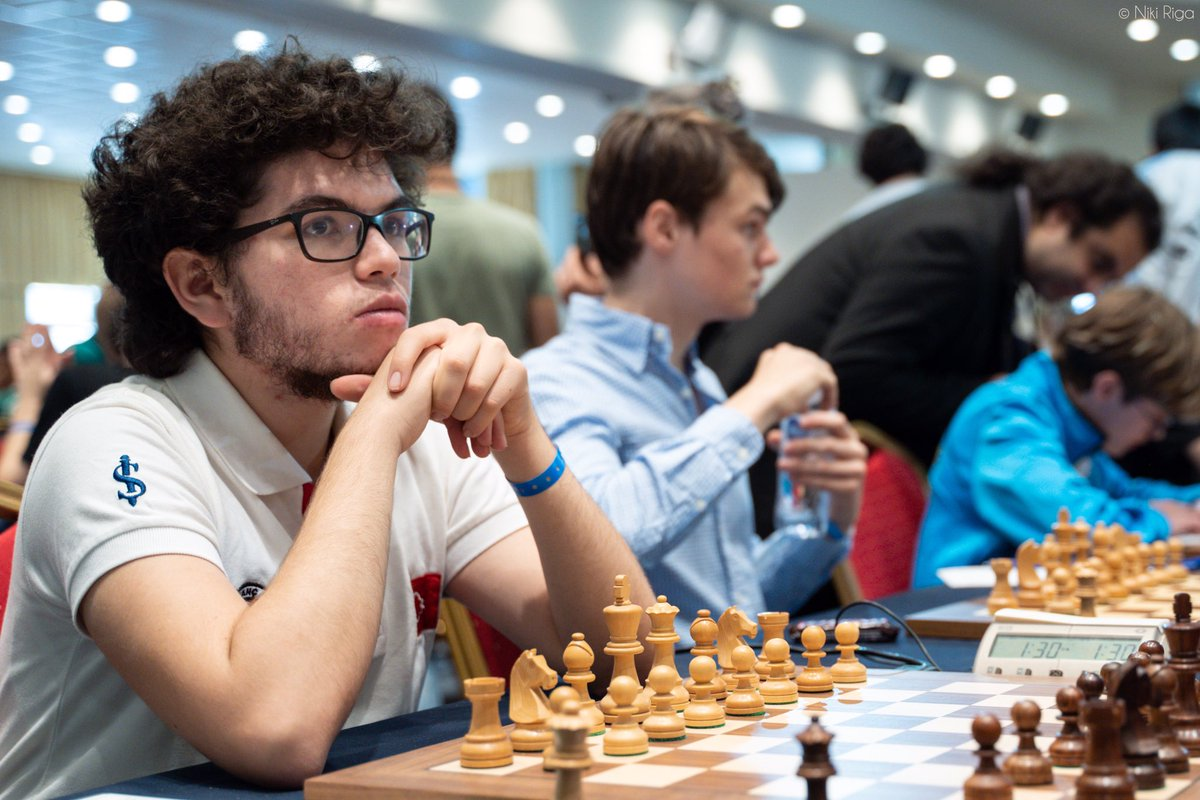 test Twitter Media - RT @chessingreece: World Youth Chess Championships just started!  Photos by @riga_niki  #ECCC2018 #chessingreece https://t.co/xWoevtFQv8