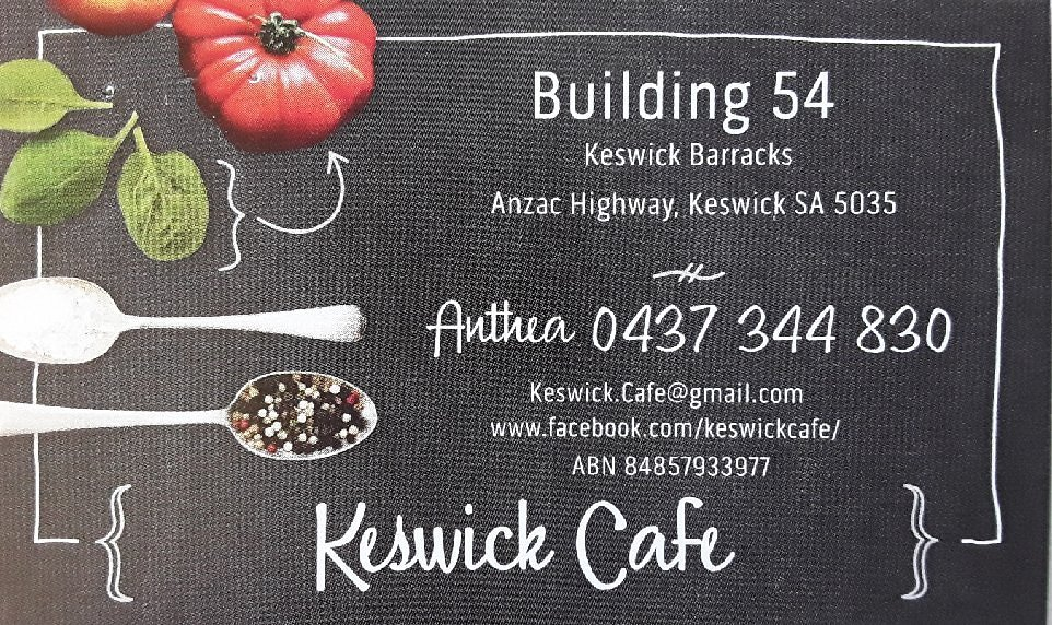 test Twitter Media - Army Museum of SA open to the public each Sunday 12 - 4pm, Keswick Barracks https://t.co/MyntfsTABQ  Great variety of exhibits, interactive displays, family friendly, free parking, fair admission charge. Keswick Cafe 8:30am-2pm for a full range of meals, coffee and refreshments. https://t.co/xQpGqckmq8
