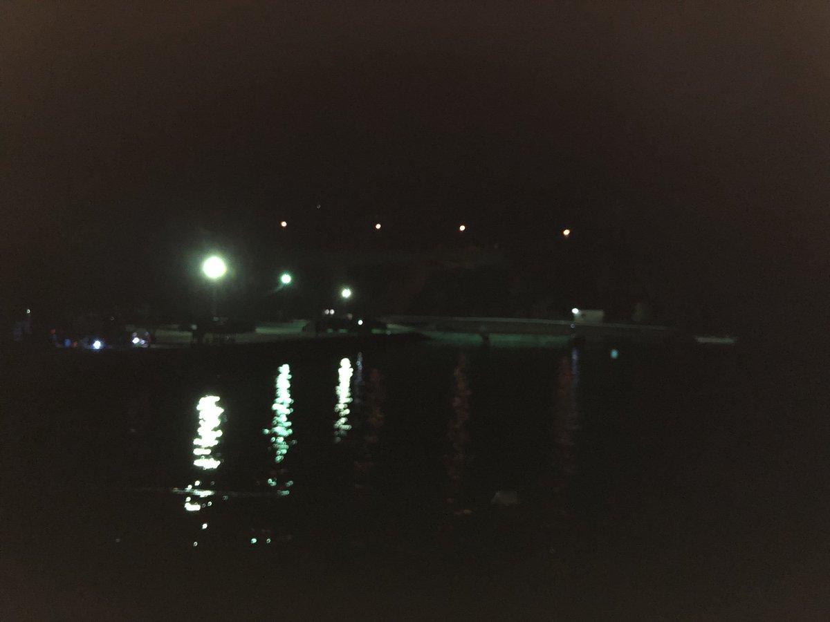 海、夜釣り中 https://t.co/jMZlzQardK