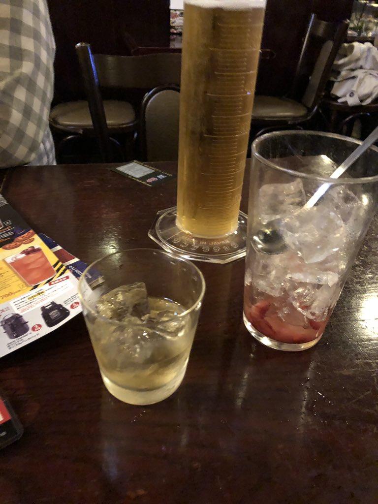 シーバスと、なぜか順調に減るビール https://t.co/GCY6CKsSyL