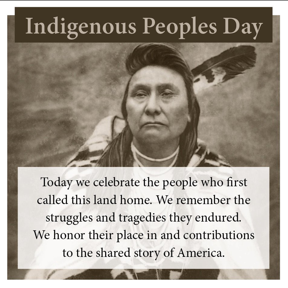I support indigenous people everywhere on the planet.   #IndigenousPeoplesDay https://t.co/9ie1qkcc6c