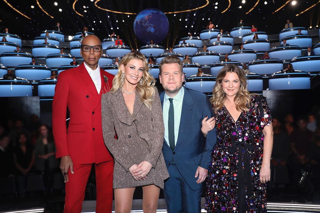 I'm so excited to be a part of @WorldsBestCBS with Drew, Ru and James! #WorldsBest https://t.co/tJOy9kZXNv