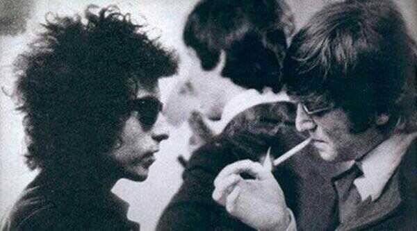 Happy birthday to John Lennon! Born today in 1940.