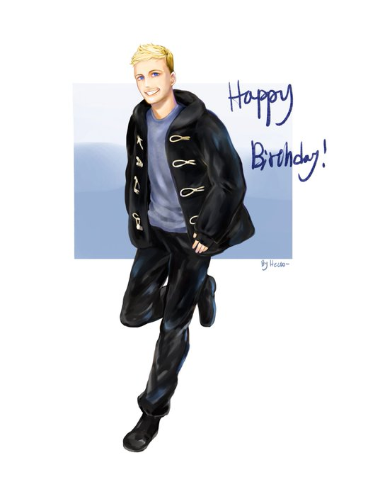 Happy birthday to Nicky Byrne !