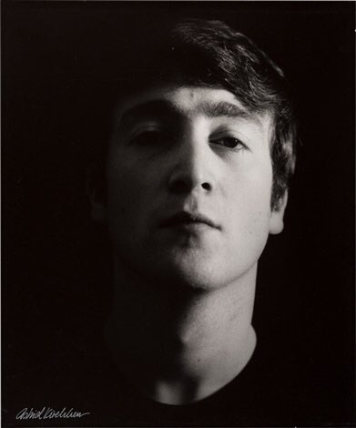 We all shine on, like the moon, and the stars, and the sun. Happy 78th birthday, John Lennon