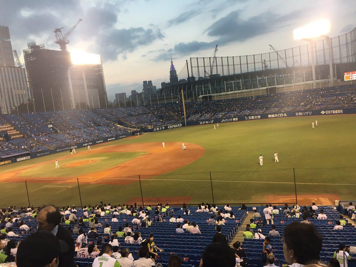 test ツイッターメディア - 球場について衝撃だったのがチケット間違えて買ってた。くたばれ横浜ベイスターズ。 https://t.co/3Wa4D0UaxQ