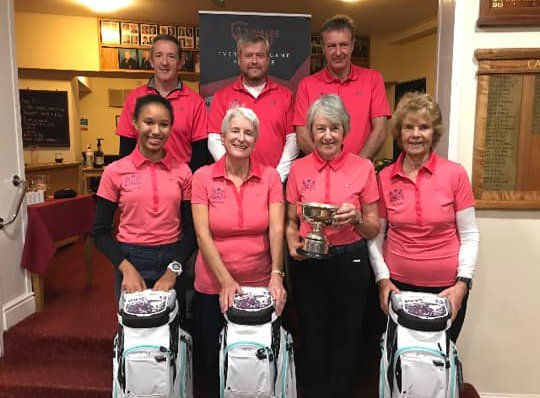 test Twitter Media - Congratulations to Cottrell's Mixed Ping Team, retaining their title as Champions!⛳🏆  The Final was held at Abersoch GC yesterday & was the 5th consecutive year Cottrell have made Finals Day under the Captain-ship of Jenny McGlynne.  A huge Well Done from all of the staff at CP https://t.co/YQR9q2ddJ4