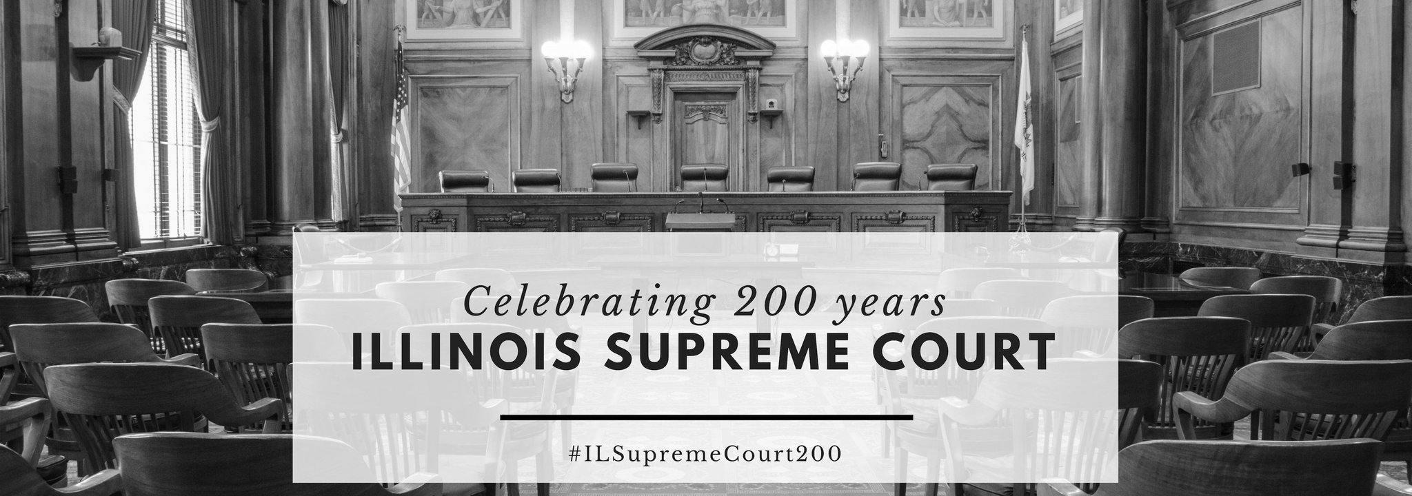 The Illinois General Assembly appointed the first four justices to the Illinois Supreme Court on this day in 1818. Join us in celebrating 200 years of the Illinois Supreme Court! #ILSupremeCourt200 https://t.co/FiGCdjBRPp