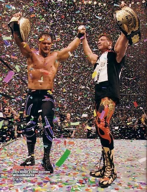 Happy Birthday Eddie Guerrero! Gone but never forgotten!