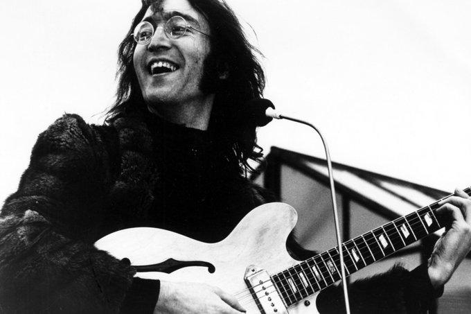 Happy birthday, John Lennon. We are still imagining