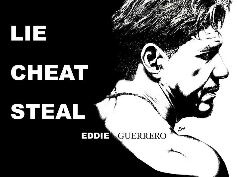 Happy bday Eddie Guerrero VivaLaRaza