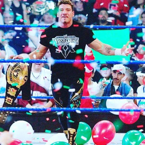 Would of been this man\s 51st birthday.  Happy Birthday Eddie Guerrero!