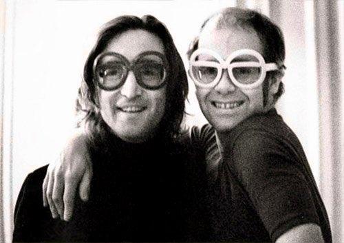 Happy birthday to John Lennon.