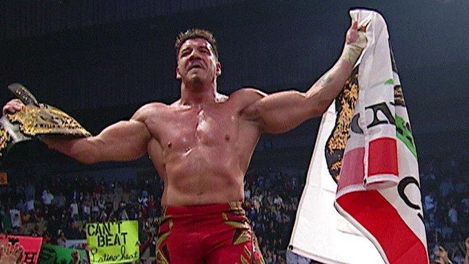 Happy Birthday Eddie Guerrero   RIP