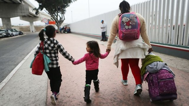 Migrant children quietly being adopted after their parents are deported: report