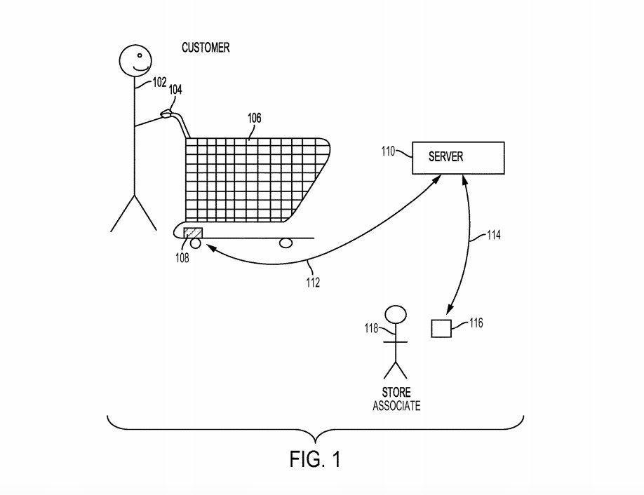 Strange This Is The Actual Diagram For Walmarts Shopping Cart Designed To Wiring Digital Resources Sapebecompassionincorg