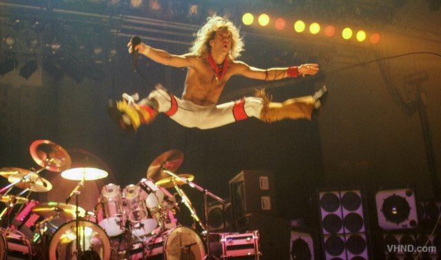 Happy Birthday to the Greatest frontman ever  David Lee Roth!!!