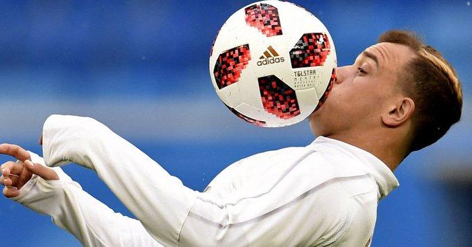 Happy 27th birthday to Liverpool and Switzerland winger Xherdan Shaqiri...