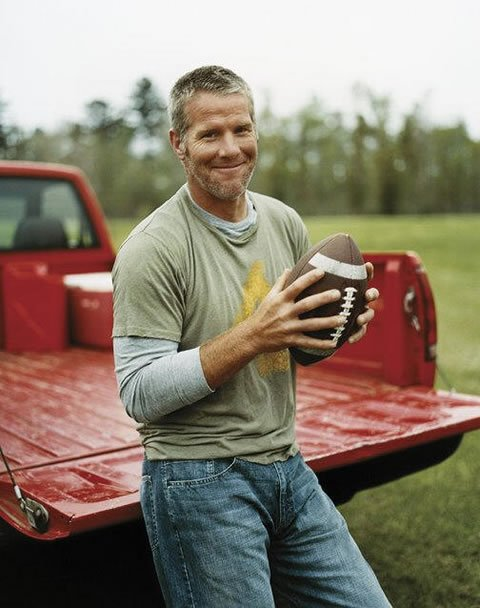 Happy Birthday Brett Favre