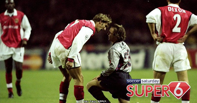 They don\t make them like him anymore. Happy Birthday, Tony Adams!