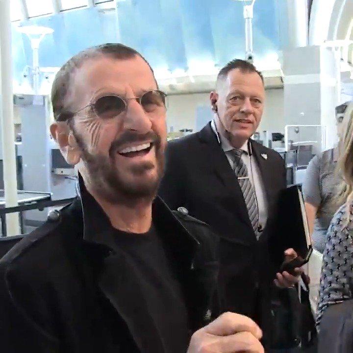 Ringo Starr didn't masturbate with John Lennon and Paul McCartney ... he came later! ?
