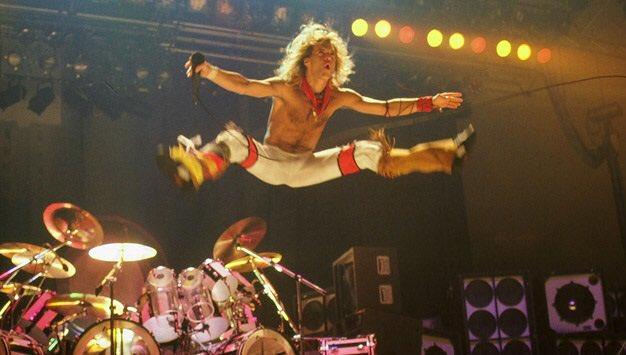 Happy Birthday David Lee Roth. Go ahead, jump!