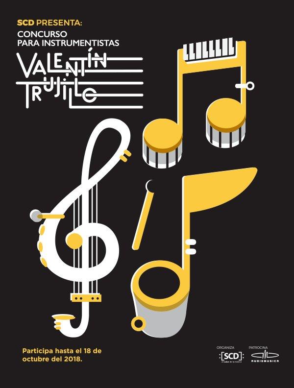 test Twitter Media - Hasta el próximo 18 de octubre podrás participar con tu obra en el Concurso para Instrumentistas Valentín Trujillo.  ¡No te quedes fuera! Conoce acá todos los detalles: https://t.co/KSS08etlpm https://t.co/17q3AwegQF