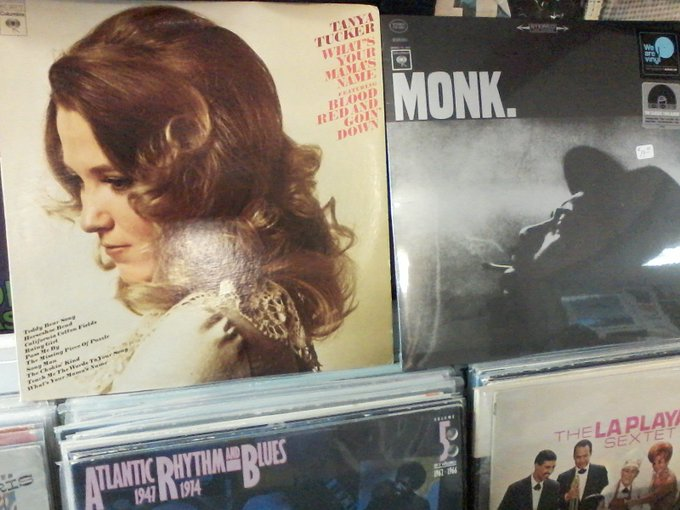 Happy Birthday to Tanya Tucker & the late T Monk