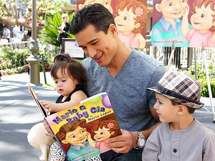 Happy 45th birthday to our favorite child-actor turned children\s book author, Mario Lopez!