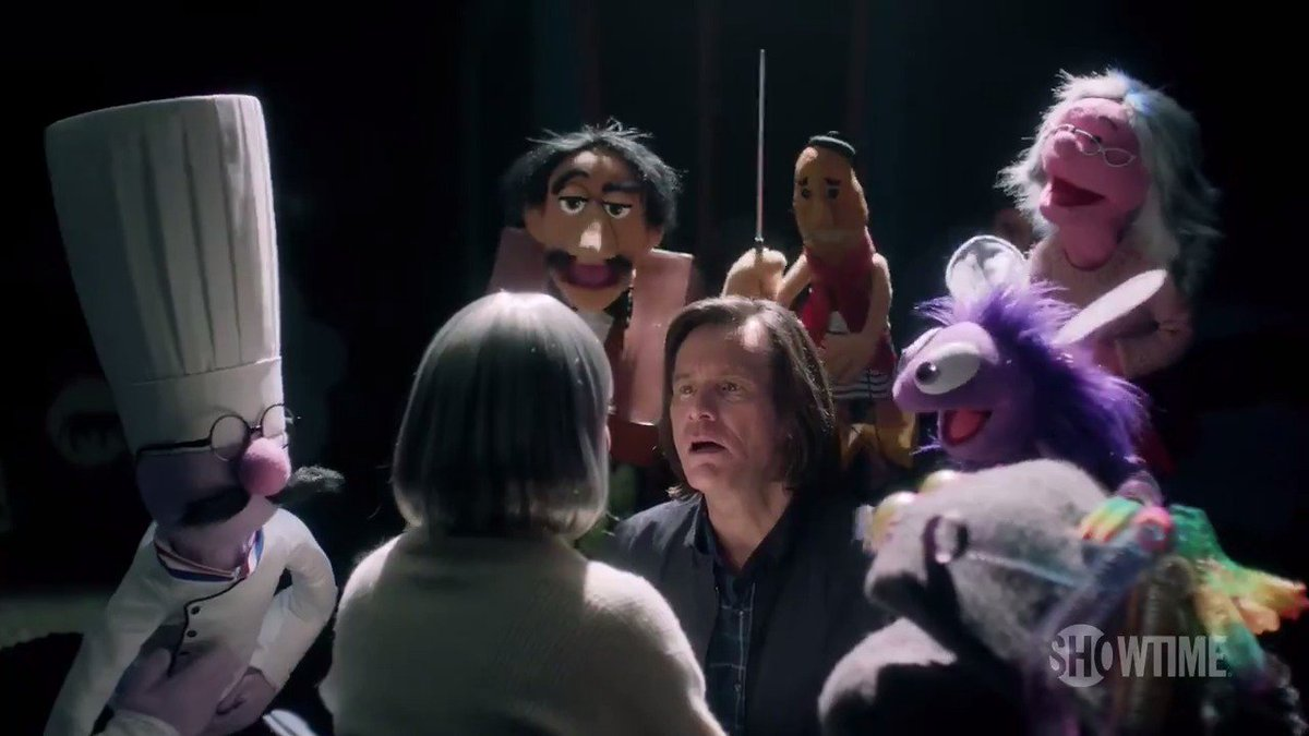 Tune in tonight for Ep6 of #kidding Existential meditation,@taralipinski, puppets, parakeets: this episode has it all. Directed by @MichelGondry created by @yodaveholstein and written by #NoahHaidle https://t.co/BcCZI0am0j