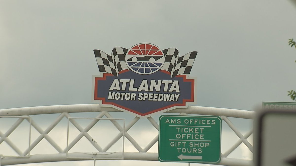 Evacuees riding out hurricane at atlanta motor speedway. spoke with an evacuee from south georgia: - scoopnest.com