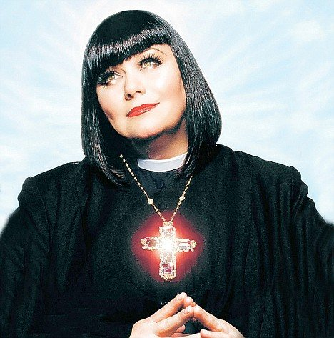 Happy 61st Birthday to The Vicar Of Dibley!