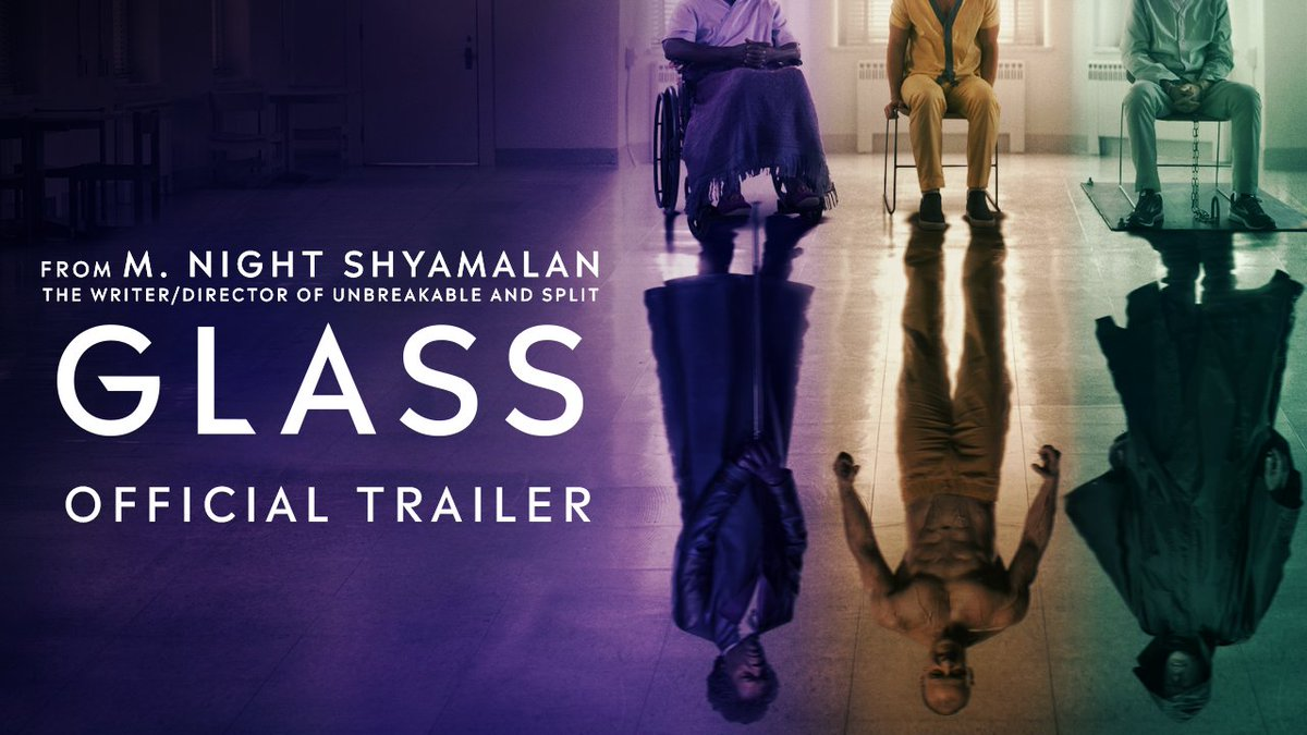 Elijah must think this is a winner:  Behold the new trailer for @GlassMovie https://t.co/lJ7DTr31Rp