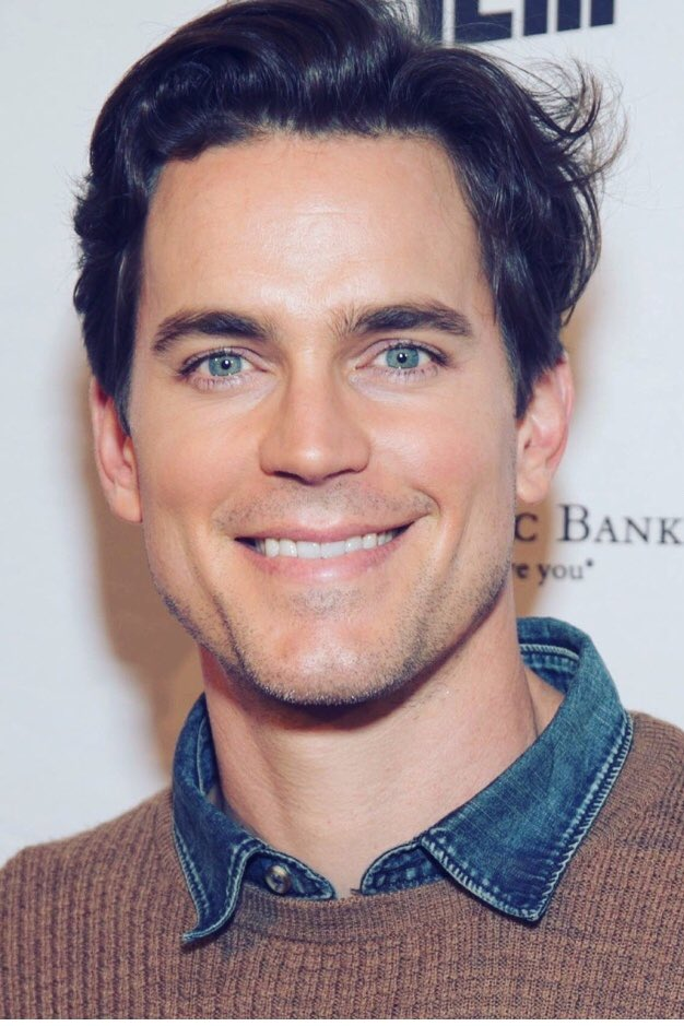 Matt bomer Happy birthday (´   )