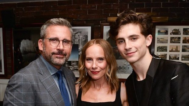 Are we surprised Timothée Chalamet is a huge fan of The Office just like the rest of us?