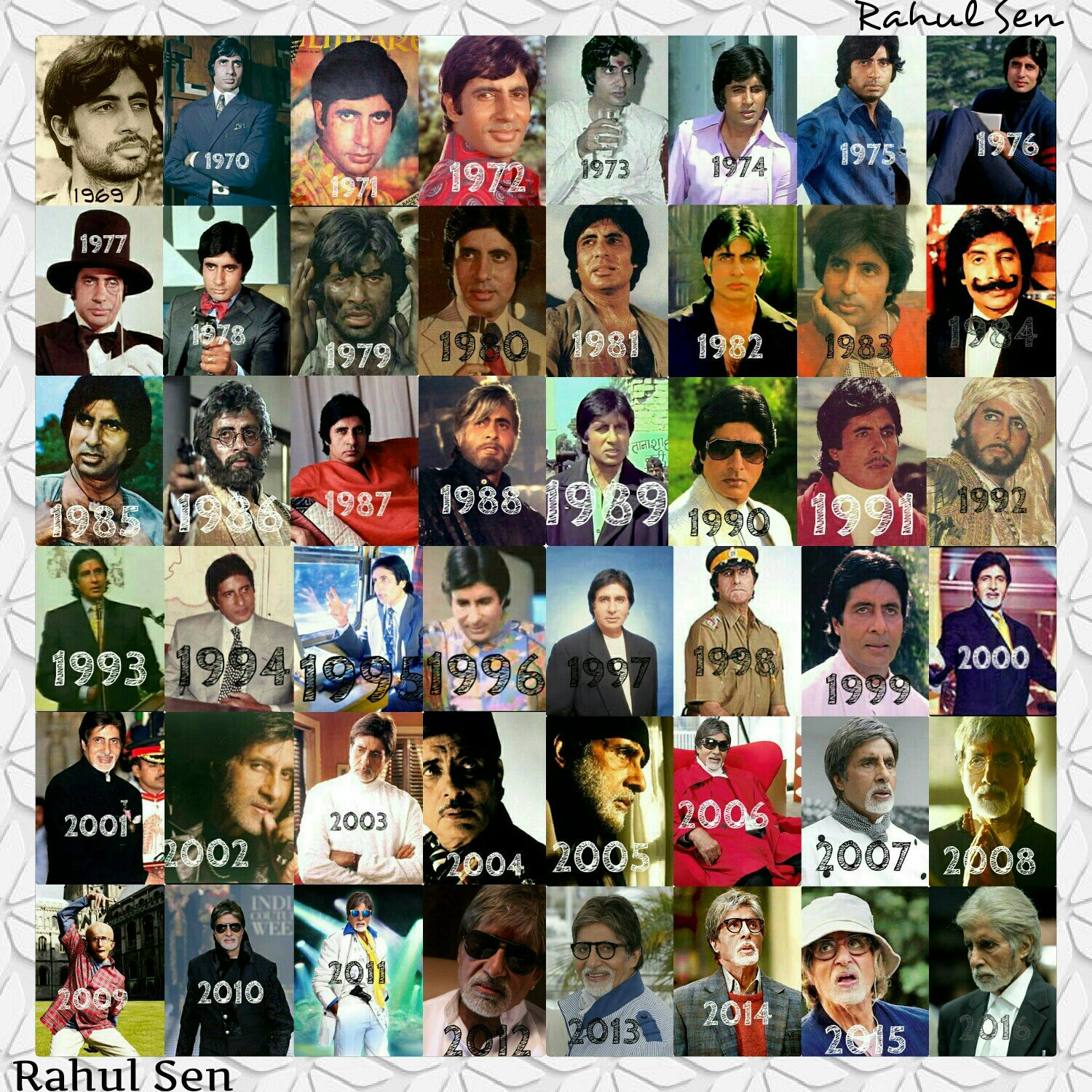 Happy Birthday Shri Amitabh Bachchan jee