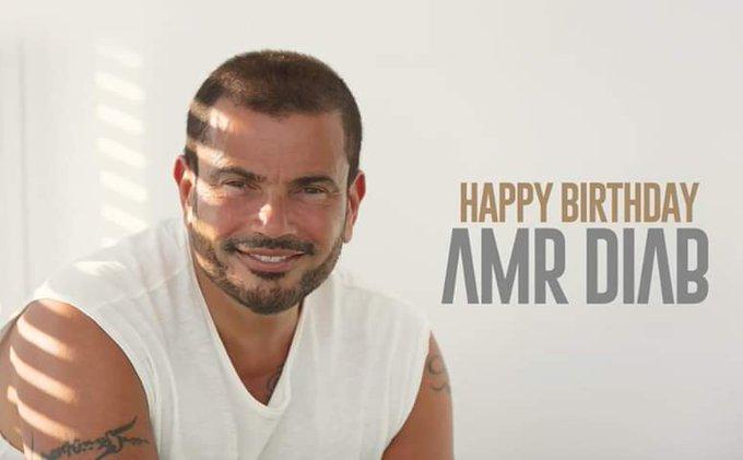 Happy Birthday Amr Diab   11.10.61