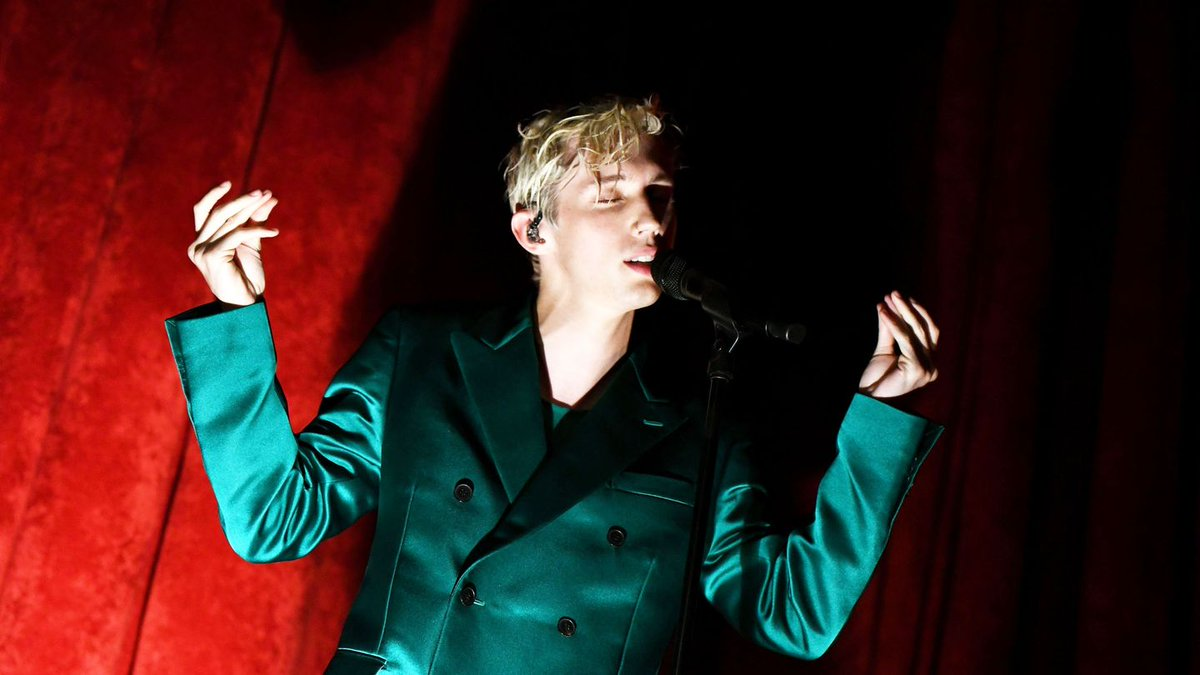 Troye Sivan Debuts Inspiring New Song 'Revelation' At Radio City Music Hall