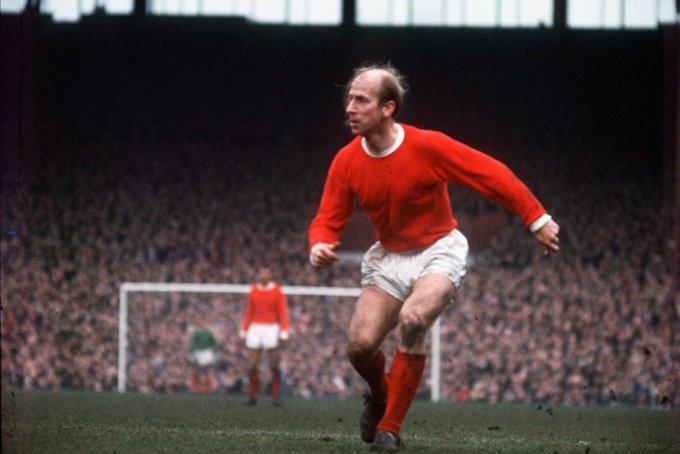 Happy birthday to United legend Sir Bobby Charlton, who turns 81 today